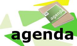Agenda de actividades